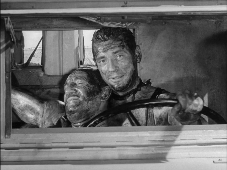Top 250 фильмов IMDb Плата за страх (Le salaire de la peur) (1953)