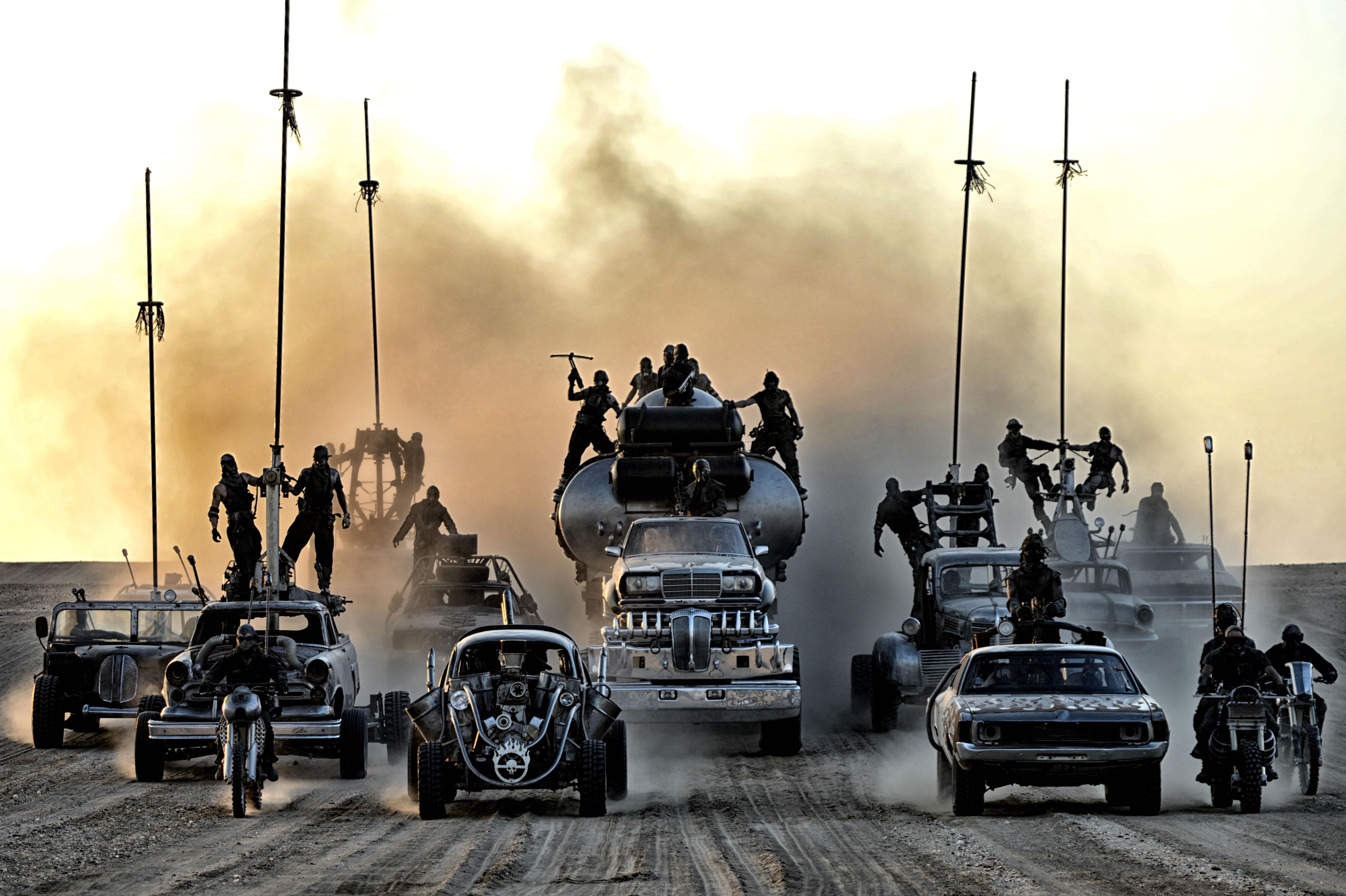 Безумный Макс Дорога ярости (Mad Max Fury Road) отзывы о фильме