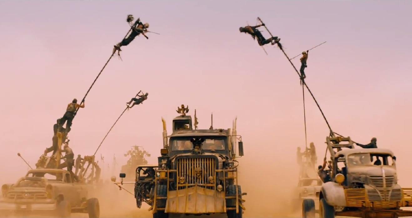 Безумный Макс Дорога ярости (Mad Max Fury Road) отзыв о фильме на украинском