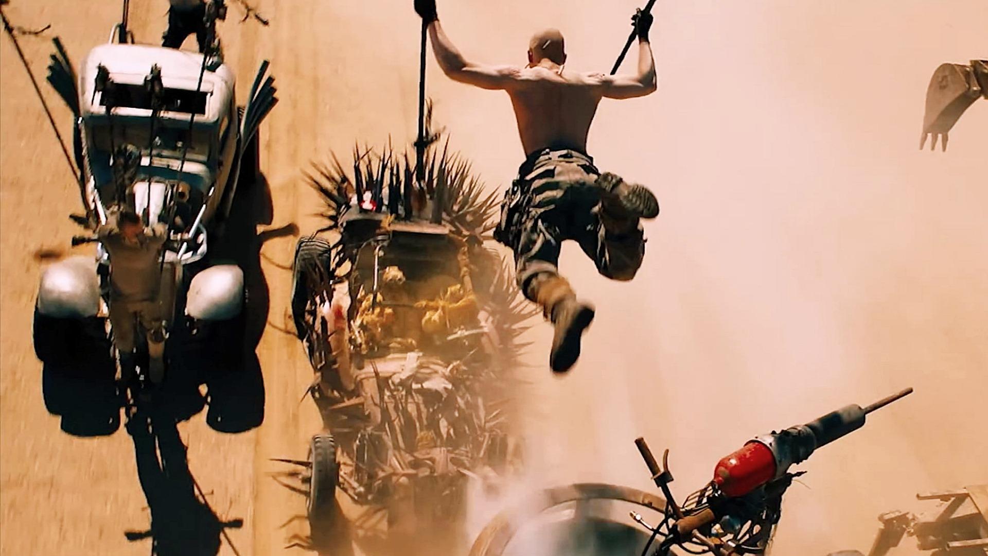 Безумный Макс Дорога ярости (Mad Max Fury Road) отзыв о фильме украински