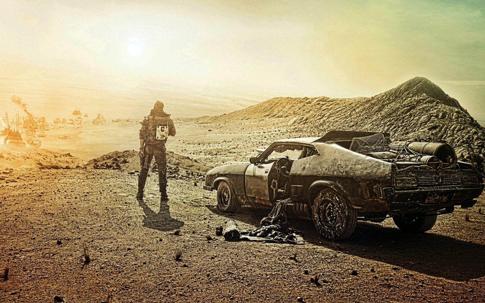 Безумный Макс Дорога ярости (Mad Max Fury Road) отзыв о фильме