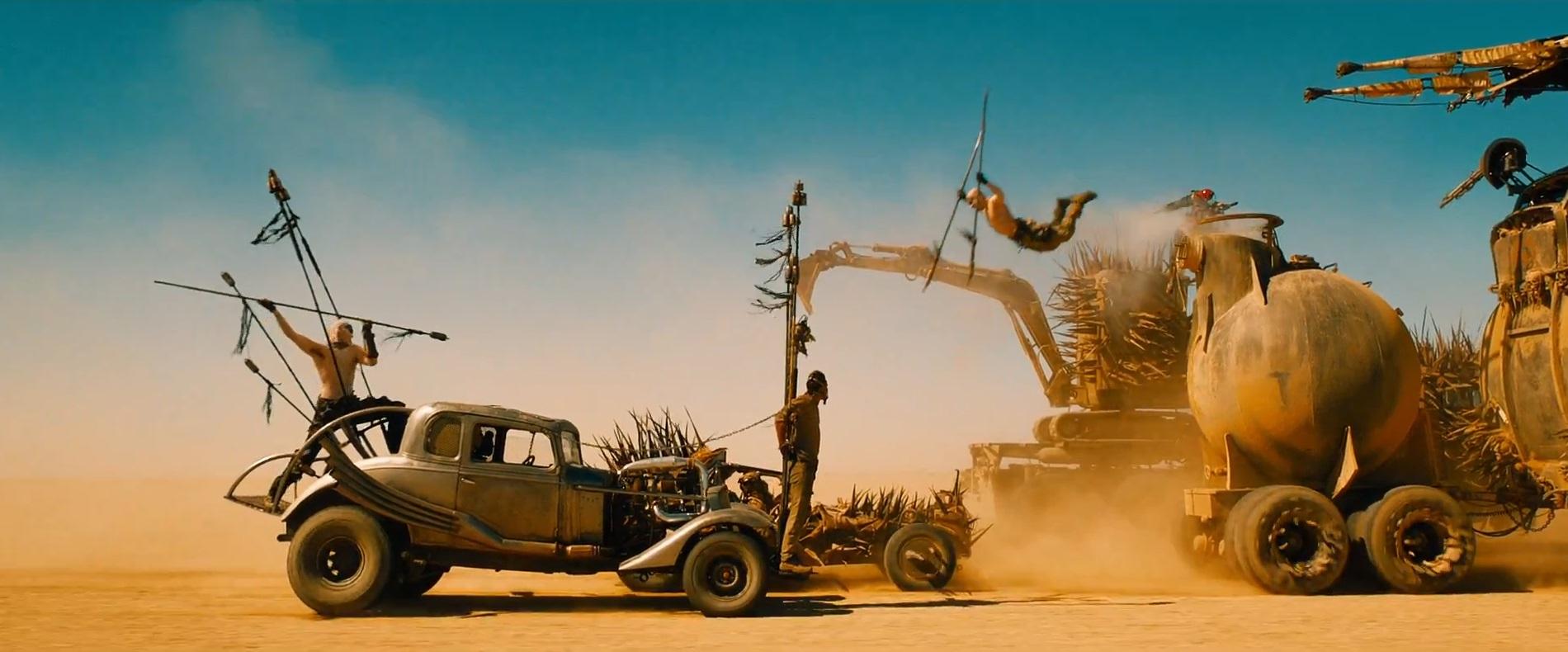 Безумный Макс Дорога ярости (Mad Max Fury Road) отзыв фильм