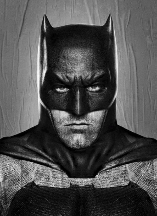 Бен Аффлек в роли Бэтмена
