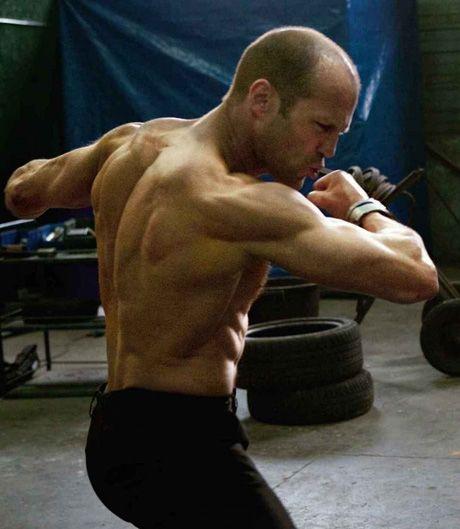 Джейсон Стэтхем фото мышцы Jason Statham photo muscules