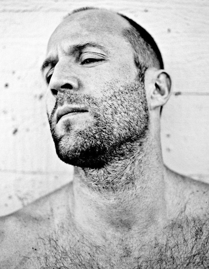Джейсон Стэтхем фото небритый Jason Statham photo non-shaved