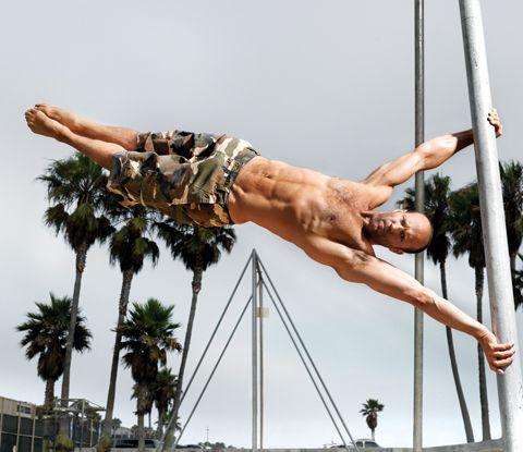 Джейсон Стэтхем фото тело Jason Statham photo body human flag