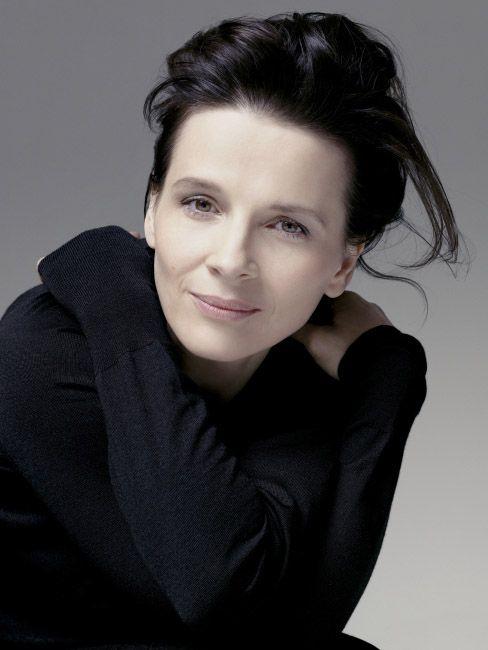 французская актриса Жюльет Бинош