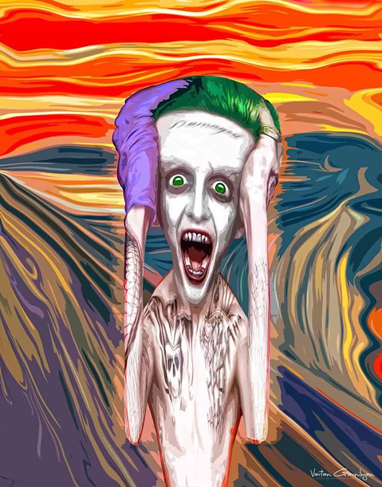 Классические картины Джокер Лето