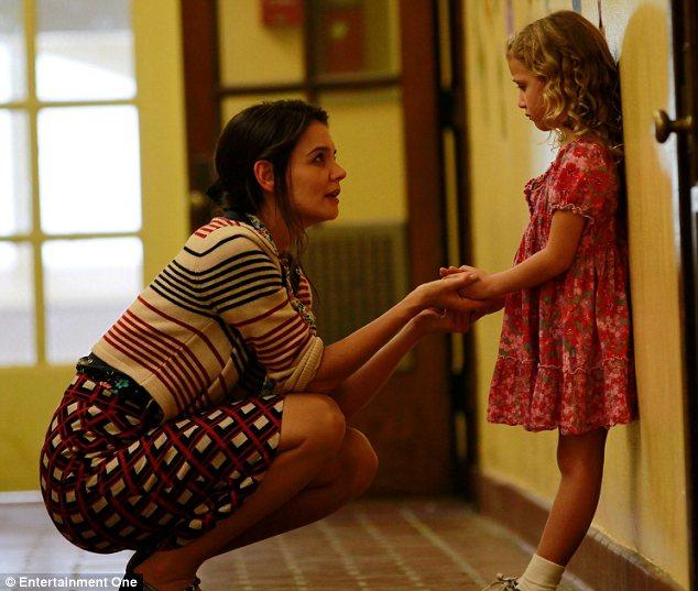 Мисс Медоуз (Miss Meadows) рецензия на фильм Кэтти Холмс
