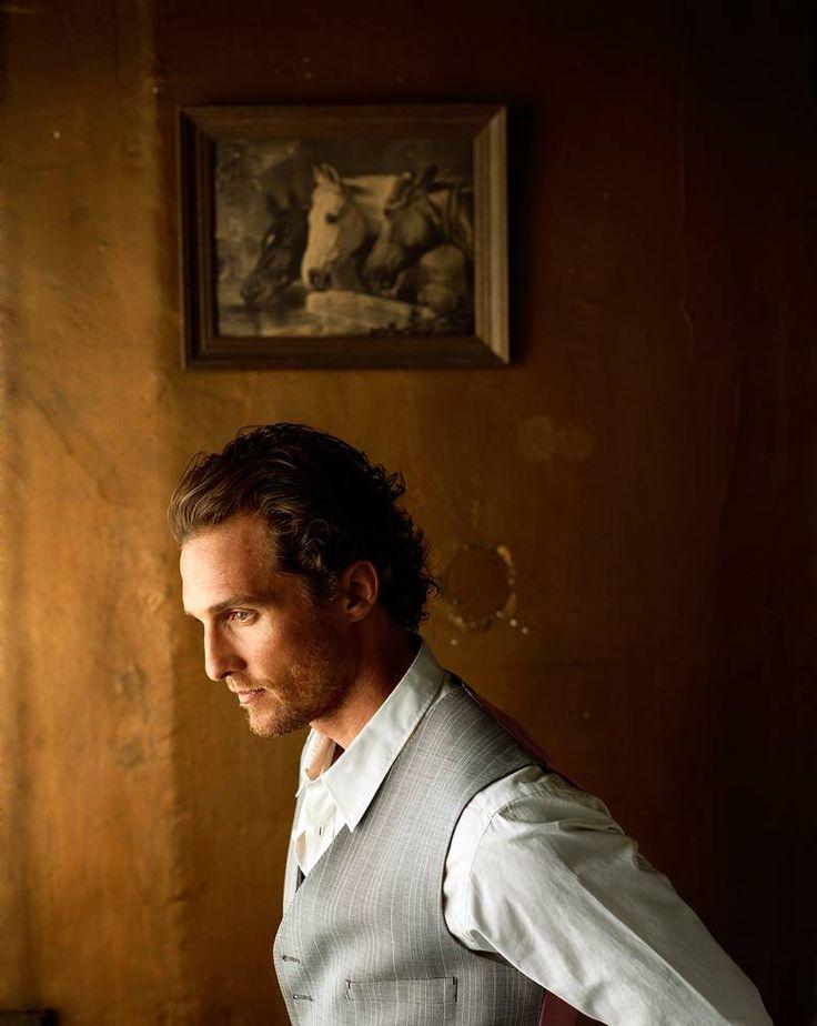 Мэттью Макконахи  фото серьезный Matthew McConaughey photo