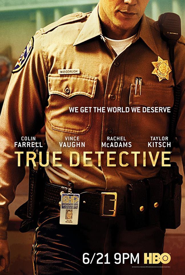 Постер Настоящий детектив второй сезон