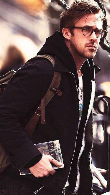 Райан Гослинг фото очки Ryan Gosling photo glasses