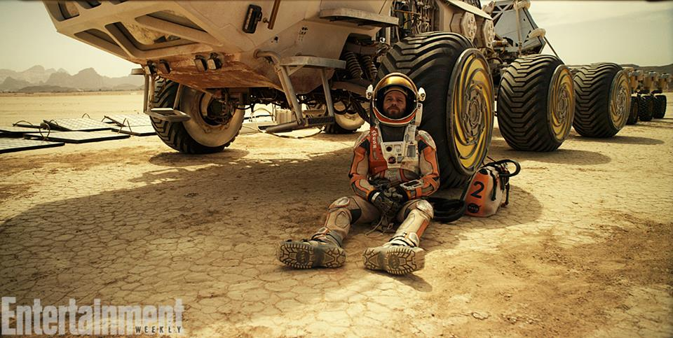 Ридли Скотт Марсианин кадры из фильма