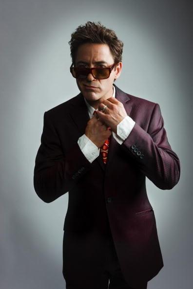 Роберт Дауни-младший фото костюм и галстук Robert Downey Jr. photo suit and tie