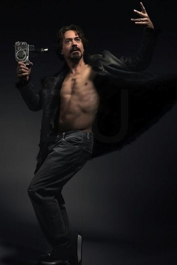 Роберт Дауни-младший фото тело Robert Downey Jr. photo  body