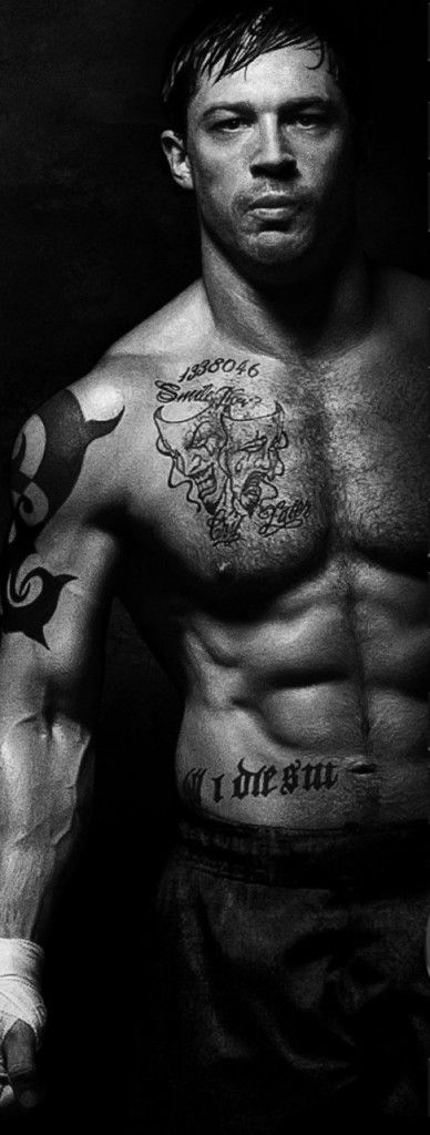 Том Харди фото Боец Tom Hardy photo Fighter
