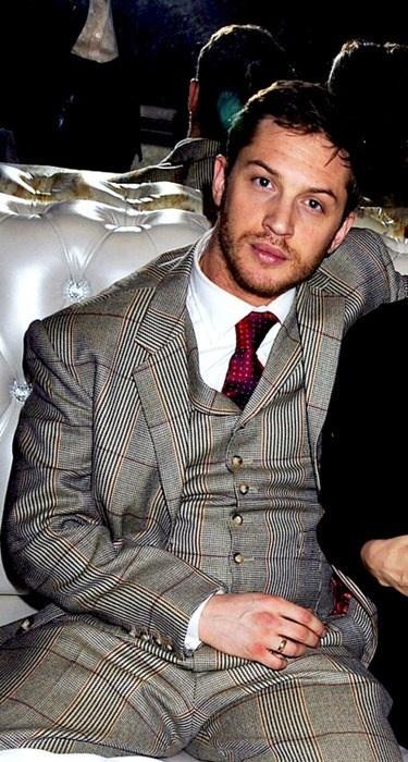 Том Харди фото костюм Tom Hardy photo suit