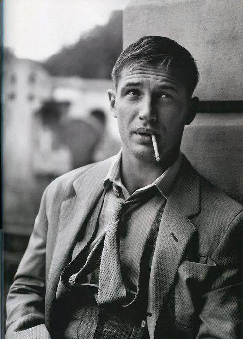 Том Харди фото курит Tom Hardy photo smoking