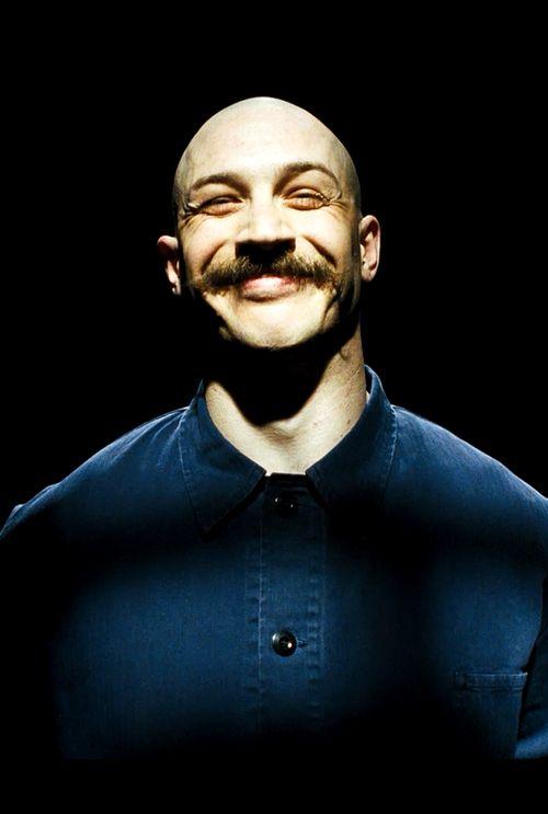 Том Харди фото лысый  Tom Hardy photo bald