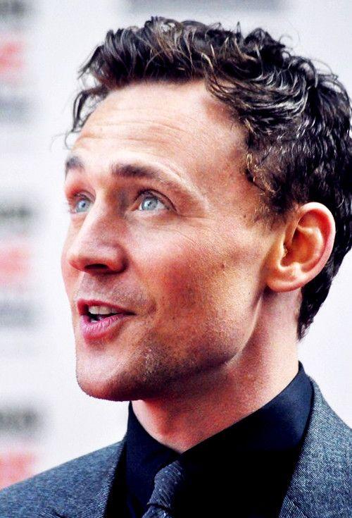 Том Хиддлстон фото волосы Tom Hiddleston photo