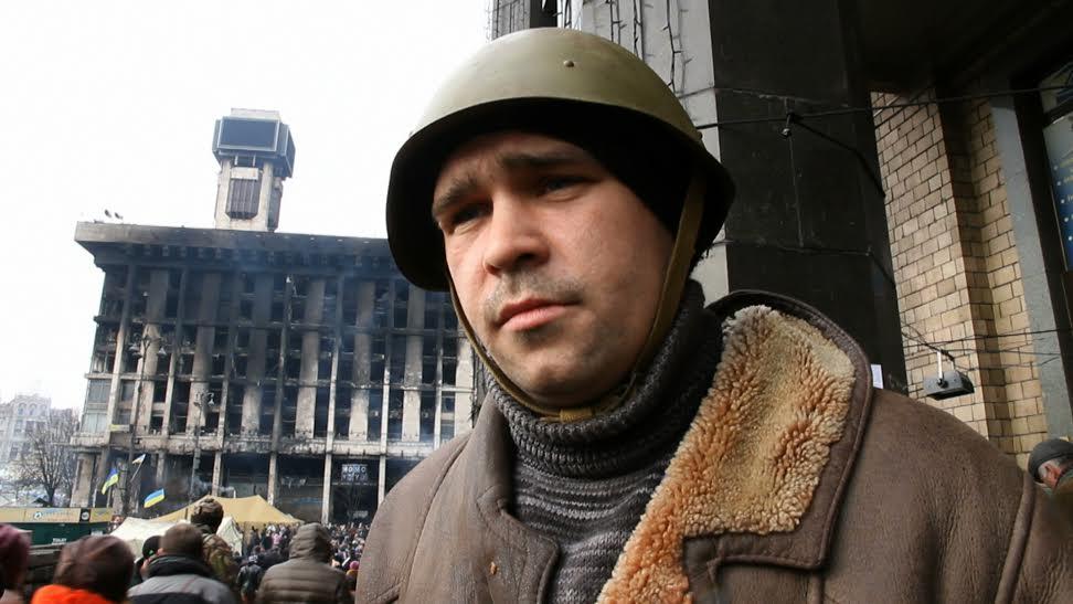 Украинский аргумент фильм о Революции достоинства 2