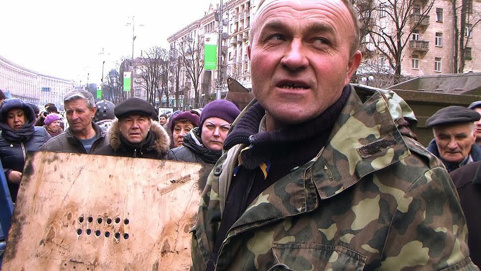 Украинский аргумент фильм о Революции достоинства 3