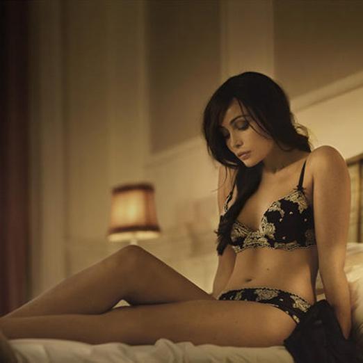Эммануэль Беар фото белье Emmanuelle Beart photo lingerie