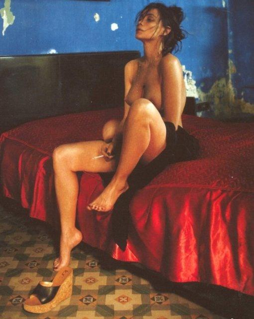 Эммануэль Беар фото грудь Emmanuelle Beart photo breast nude