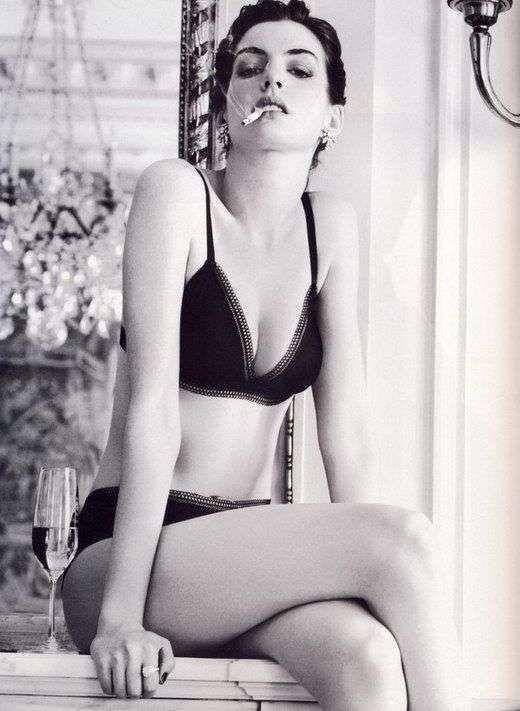 энн хэтэуэй фото белье ANNE HATHAWAY photo underwear