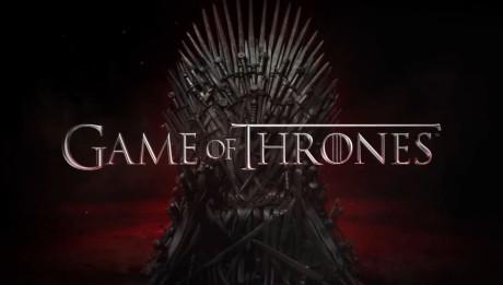 Игры престолов логотип