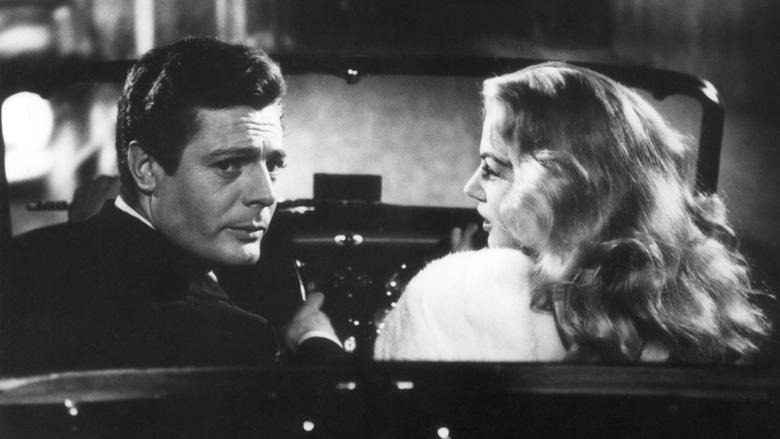 Top 250 фильмов IMDb Выпускник (La dolce vita) (1967)