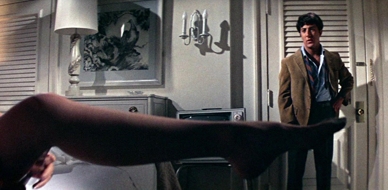Top 250 фильмов IMDb Выпускник (The Graduate) (1967)