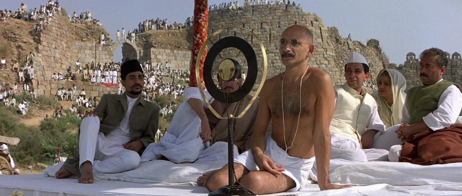 Top 250 фильмов IMDb Ганди (Gandhi) (1982)