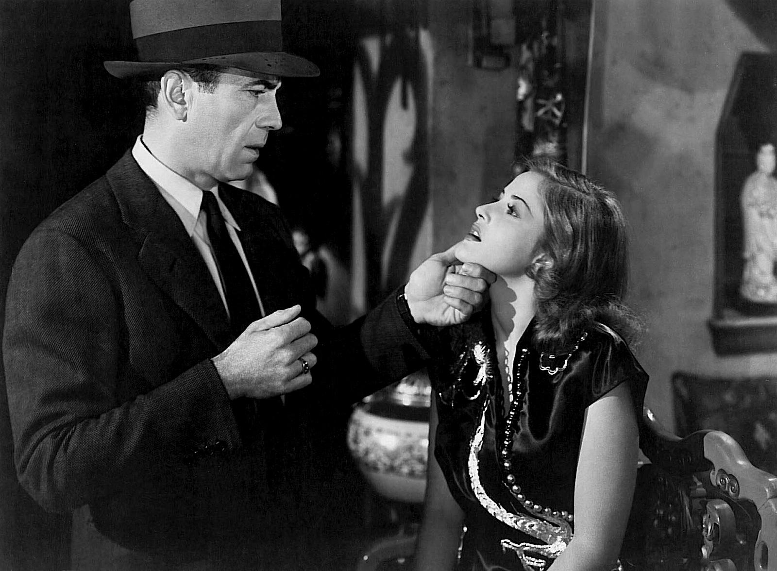 Top 250 фильмов IMDb Глубокий сон (The Big Sleep) (1946)