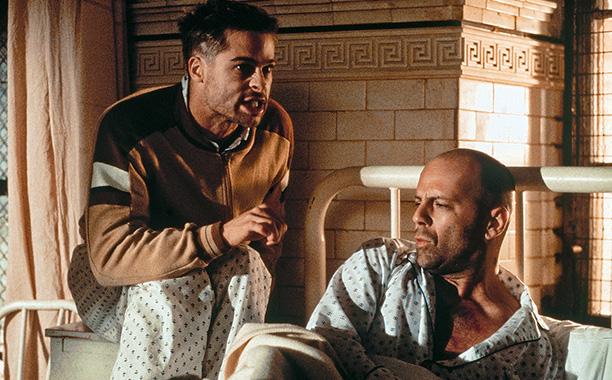Top 250 фильмов IMDb Двенадцать обезьян (Twelve Monkeys) (1995)