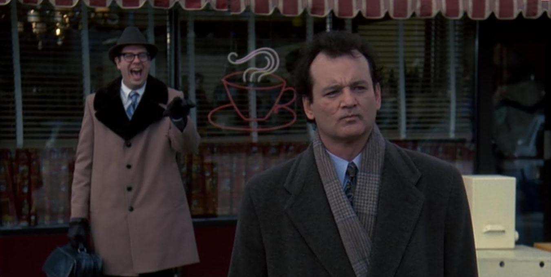 Top 250 фильмов IMDb День сурка (Groundhog Day) (1993)