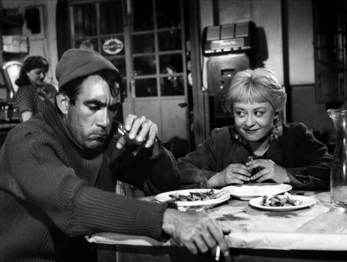 Top 250 фильмов IMDb Дорога (La strada) (1954)
