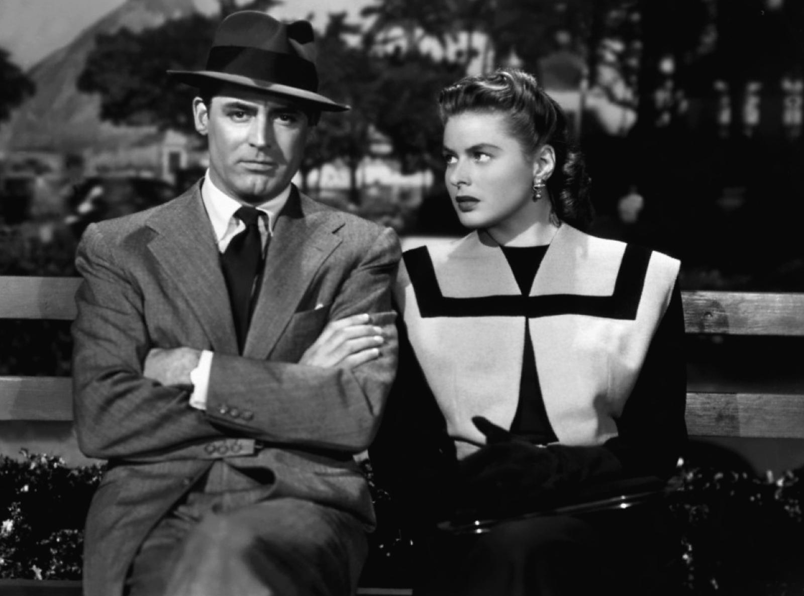 Top 250 фильмов IMDb Дурная слава (Notorious) (1946)