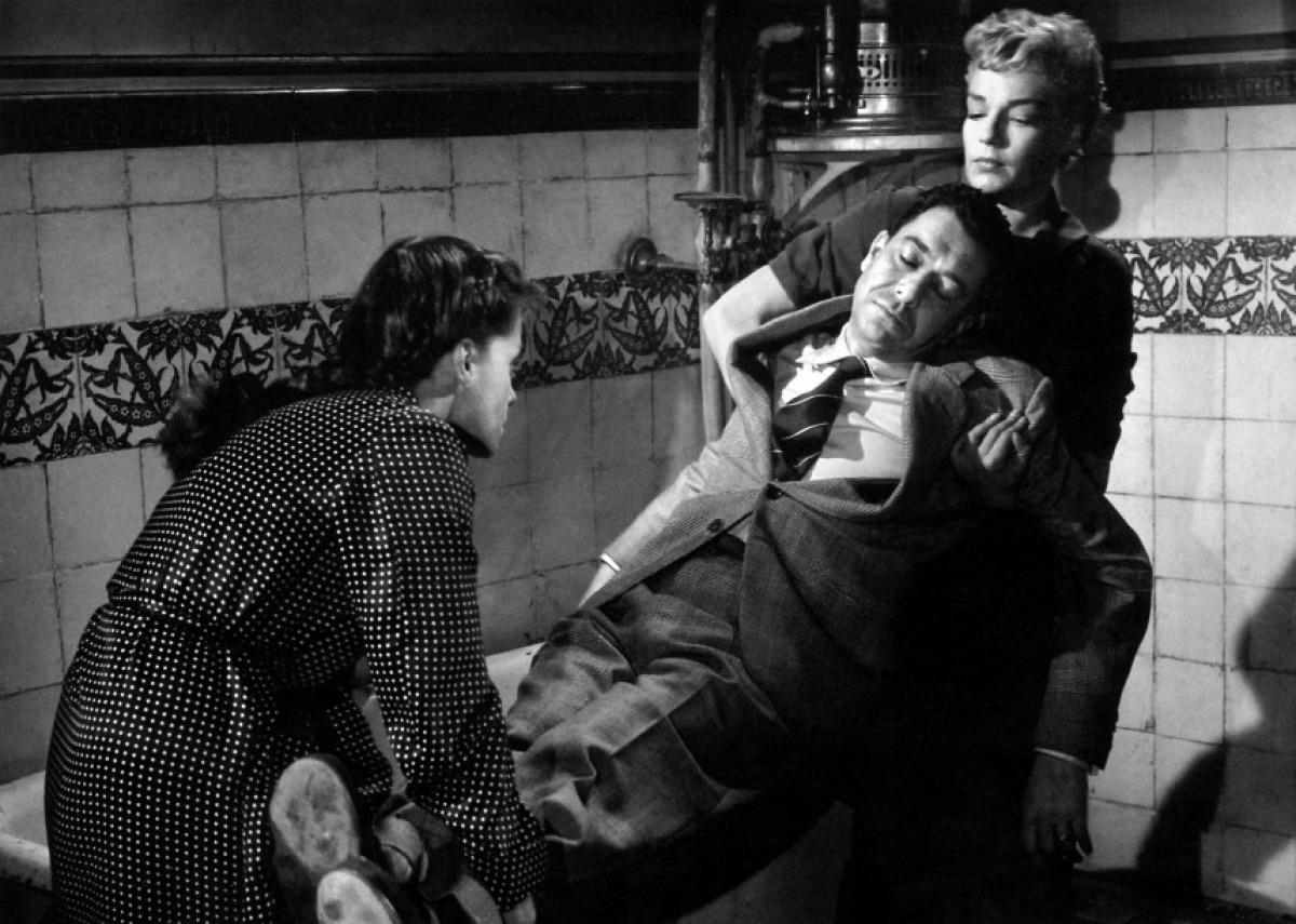 Top 250 фильмов IMDb Дьяволицы (Les diaboliques) (1955)