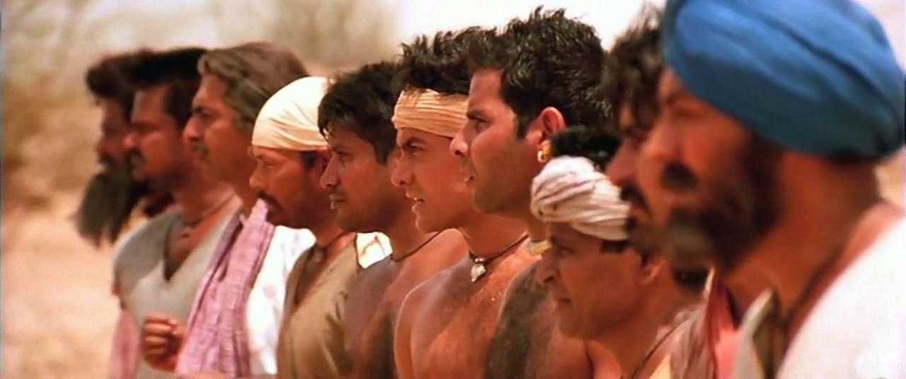 Top 250 фильмов IMDb Лагаан Однажды в Индии (Lagaan Once Upon a Time in India) (2001)