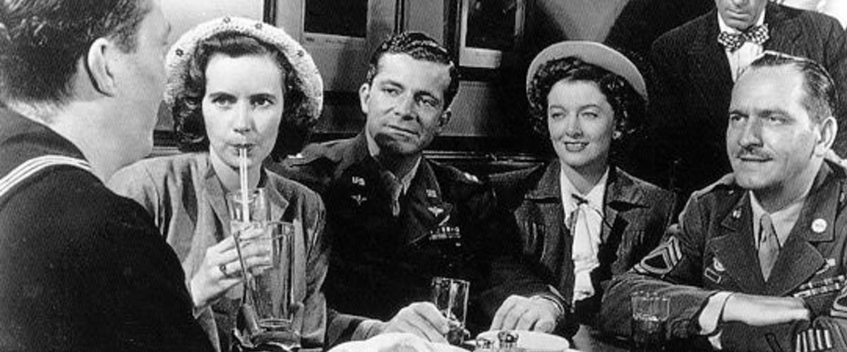 Top 250 фильмов IMDb Лучшие годы нашей жизни (The Best Years of Our Lives) (1946)