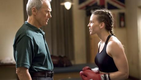 Top 250 фильмов IMDb Малышка на миллион (Million Dollar Baby) (2004)