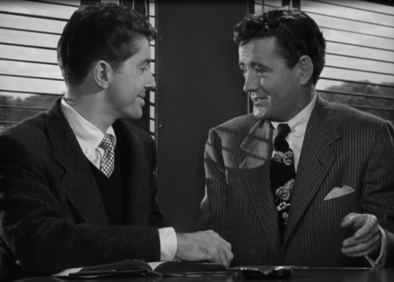 Top 250 фильмов IMDb Незнакомцы в поезде (Strangers on a Train) (1951)