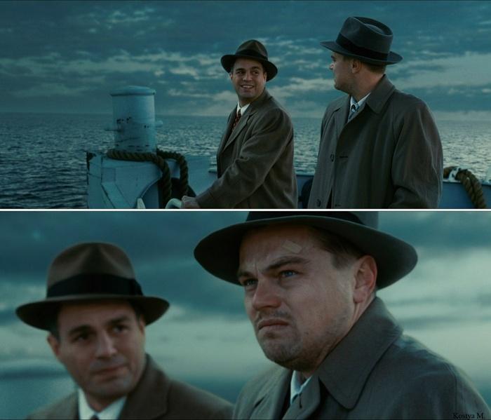 Top 250 фильмов IMDb Остров проклятых (Shutter Island) (2010)