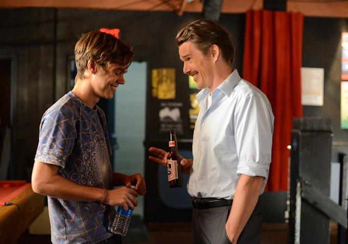 Top 250 фильмов IMDb Отрочество (Boyhood) (2014)