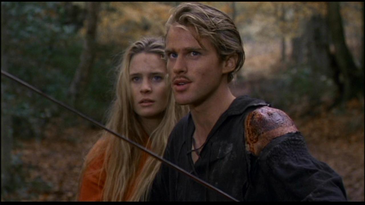 Top 250 фильмов IMDb Принцесса-невеста (The Princess Bride) (1987)