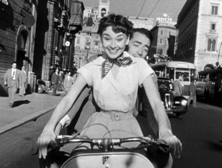 Top 250 фильмов IMDb Римские каникулы (Roman Holiday) (1953)