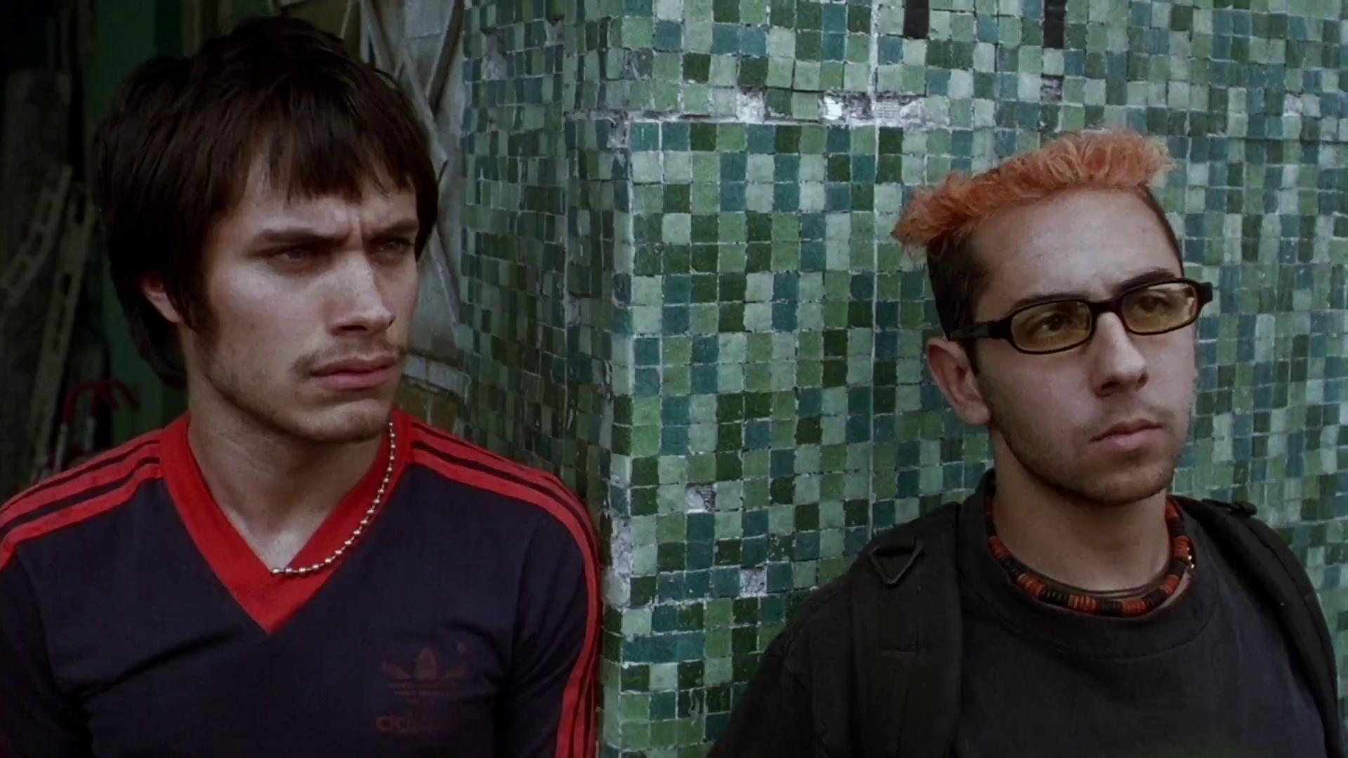 Top 250 фильмов IMDb Сука любовь (Amores perros) (2000)