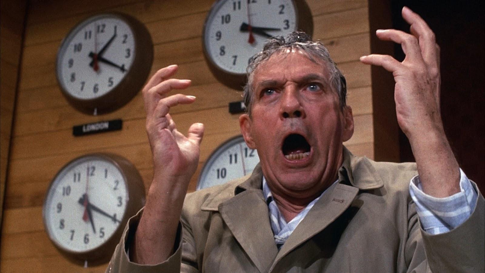 Top 250 фильмов IMDb Телесеть (Network) (1976)