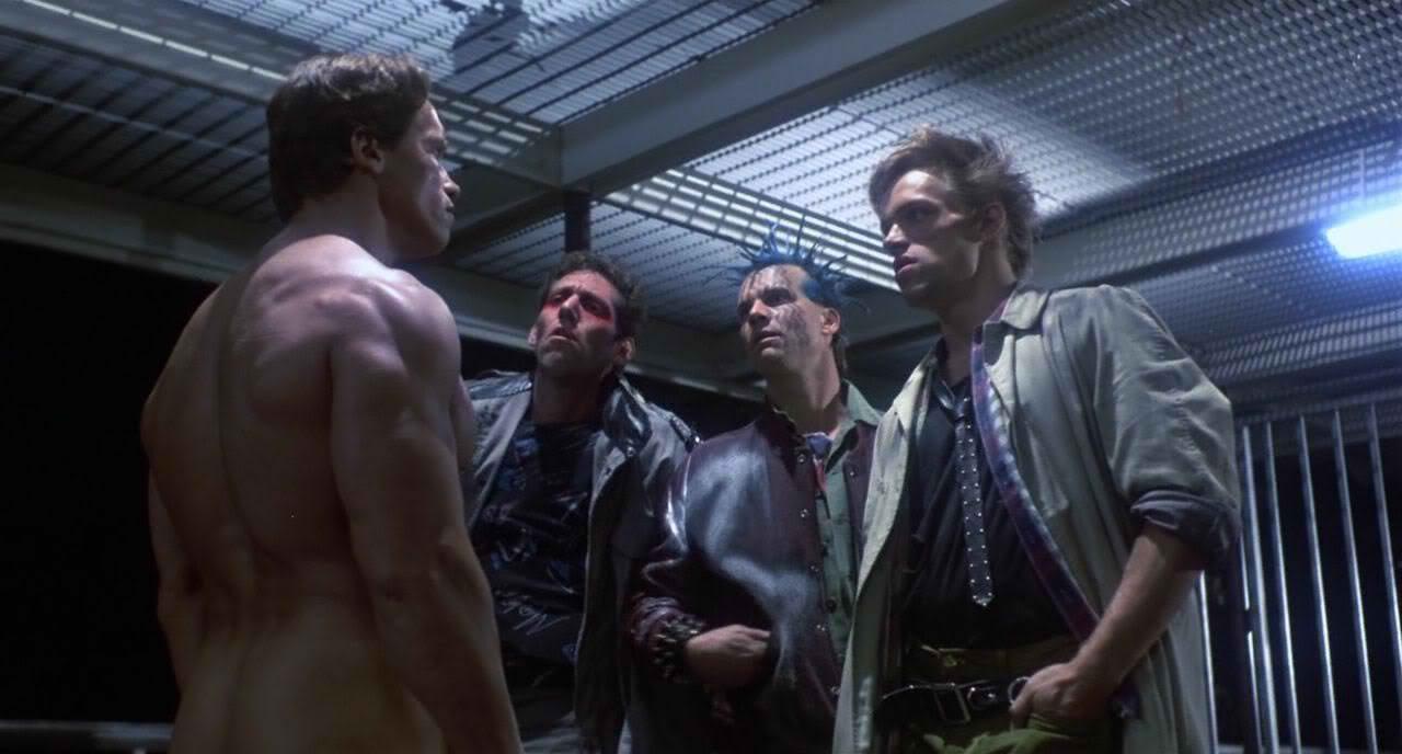 Top 250 фильмов IMDb Терминатор (The Terminator) (1984)
